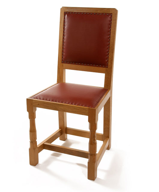 CH100 Solid Oak Harlequin Dining Chair