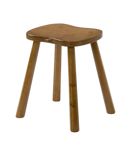 4 Legged Stool ~ Cow stool four legs shop
