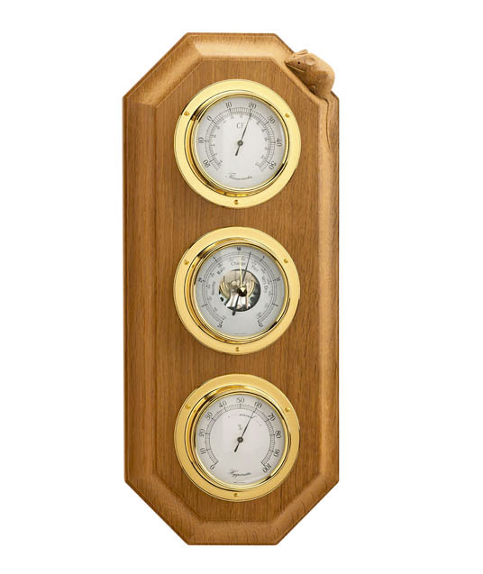 GS010 Barometer/ Hygrometer/Thermometer 1'5½