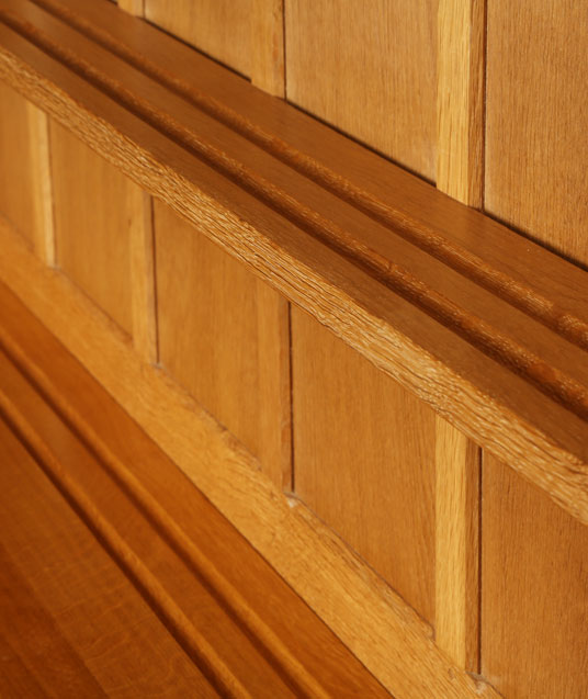 SD050 Solid Oak Welsh Dresser 5