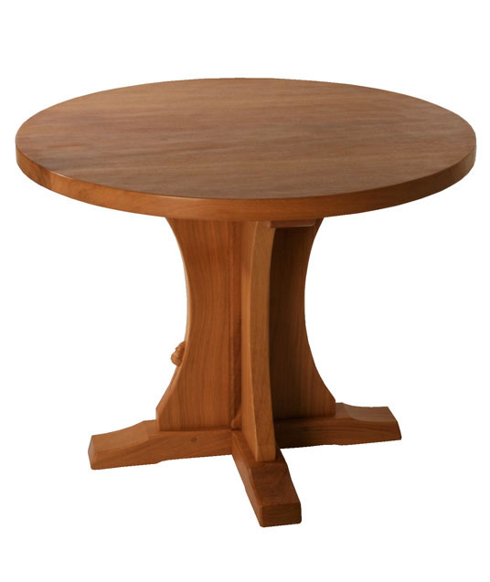 TA110 Solid Oak Octagonal/ Round/Square Dining Table 3'Dia