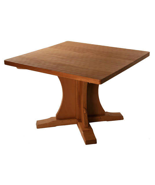 TA100 Solid Oak Octagonal/ Round/Square Dining Table 3'6